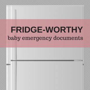 Baby-Emergency-Info
