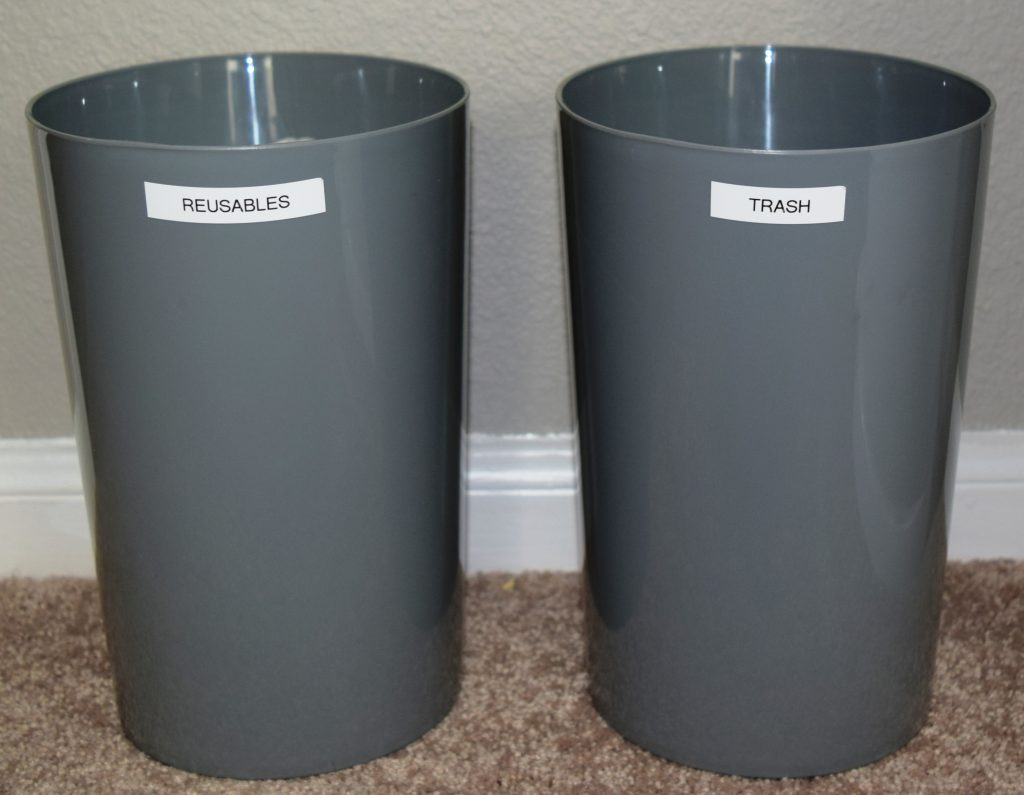 Kitchen Trash Bin Target: 10 Sanity-Saving Home Organization Ideas After Baby
