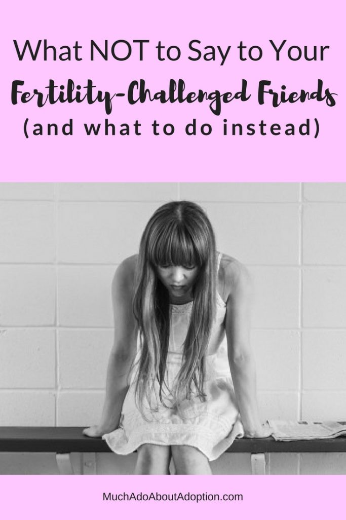 What NOT to Say to Your Fertility-Challenged Friends | Much
